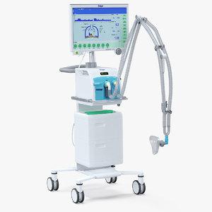 ventilation drager evita 500 model