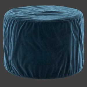 mrjasongrant cosmos ottoman 3D model