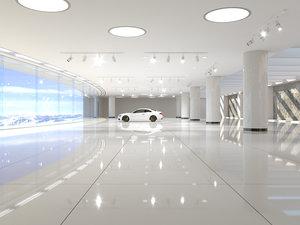 interior scene 04 model