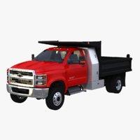2020 Chevrolet Silverado 4500HD Dump Truck