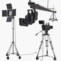 Cameras and Light