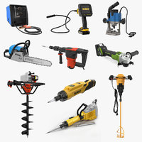 Industrial Power Tools Collection 4