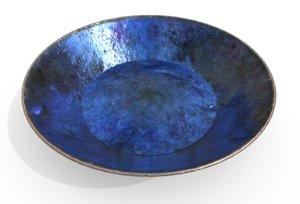3D fruit bowl