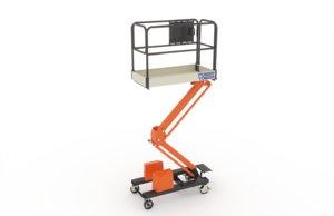 3D push arround lifts -