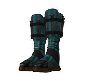 shoeshighheelboot model
