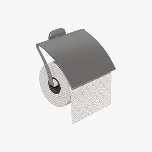 toilet paper holder 3D