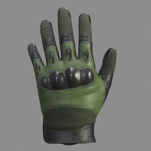 3D pbr polys marmoset model