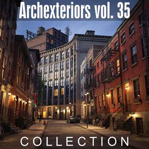 archexteriors vol 35 exterior model