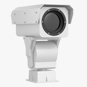 thermal camera 3D