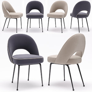 tosconova fifty chair 3D model