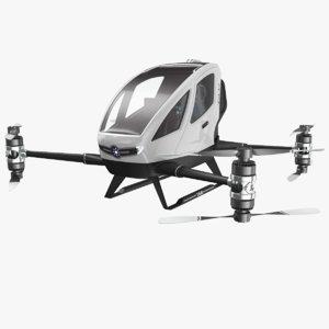 autonomous helicopter 3D