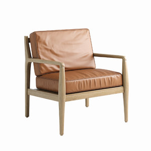 3D leather chair dilma la