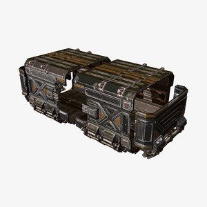 cargo frame 3D