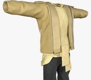3D streetwear outfit 2