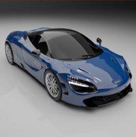 McLaren Sport Car
