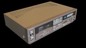 stereo tape deck model