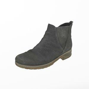 3D gabor boot