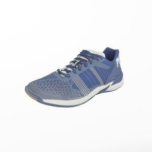 3D kempa running shoe model