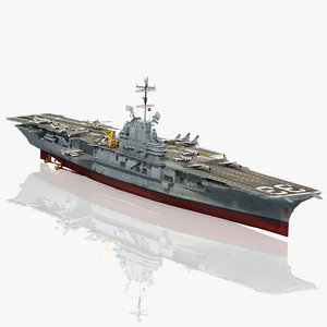 uss kearsarge cvs 33 model