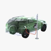 4x4 Hybrid and Chargepoint X-Ray