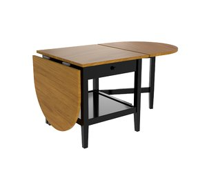 3D coffee table arkelstorp ikea