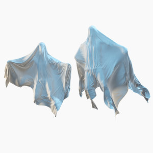 ghost corona 3D