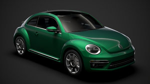 3D beetle final edition 2020