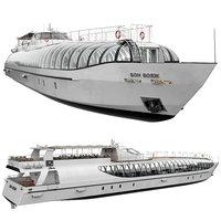 Radisson Royal Flotilla Yacht