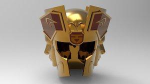 3D saint seiya gemini saga model