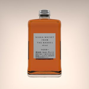 3D nikka barrel