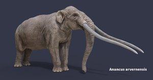 extinct animals version 8 3D