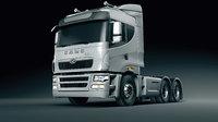 HUALING ultra-high precision heavy truck car model original