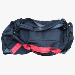 3D travelling bag