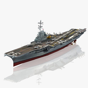 uss oriskany cvs-34 cvs model