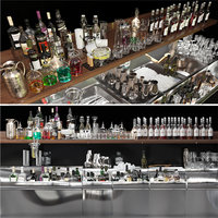Biggest Alcohol Bar Set