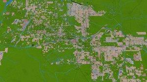 3D maricopa county el city