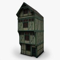Medieval House D