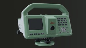leica digital level tool 3D model