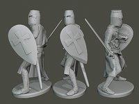 Knight Templar action3 T1