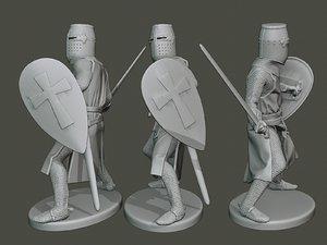 3D knight templar action3 t1