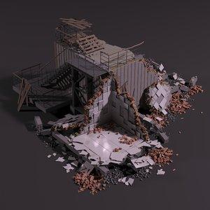 3D corona model