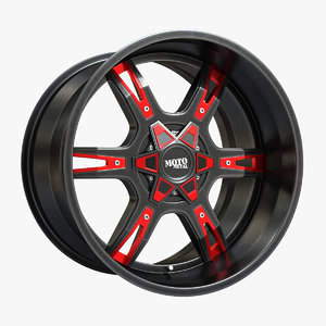 moto metal wheel rim model
