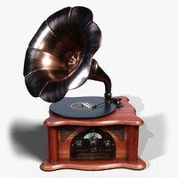Gramophone Gameready
