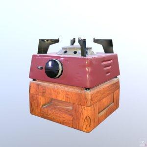 3d owpoly model