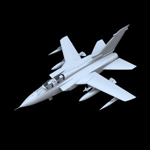 panavia tornado ids aircraft 3D model