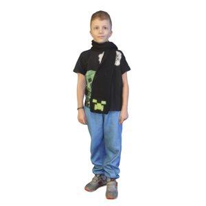 3D boy standing model