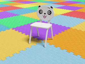 3D puzzle kids children model