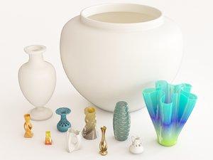 vase vol 01 3D model