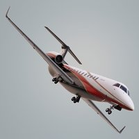 Embraer EMB-135BJ Legacy 650