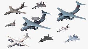 chinese military aircraft air model